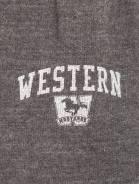 alternate image of Charcoal Heather Western Mustangs Sweatpants