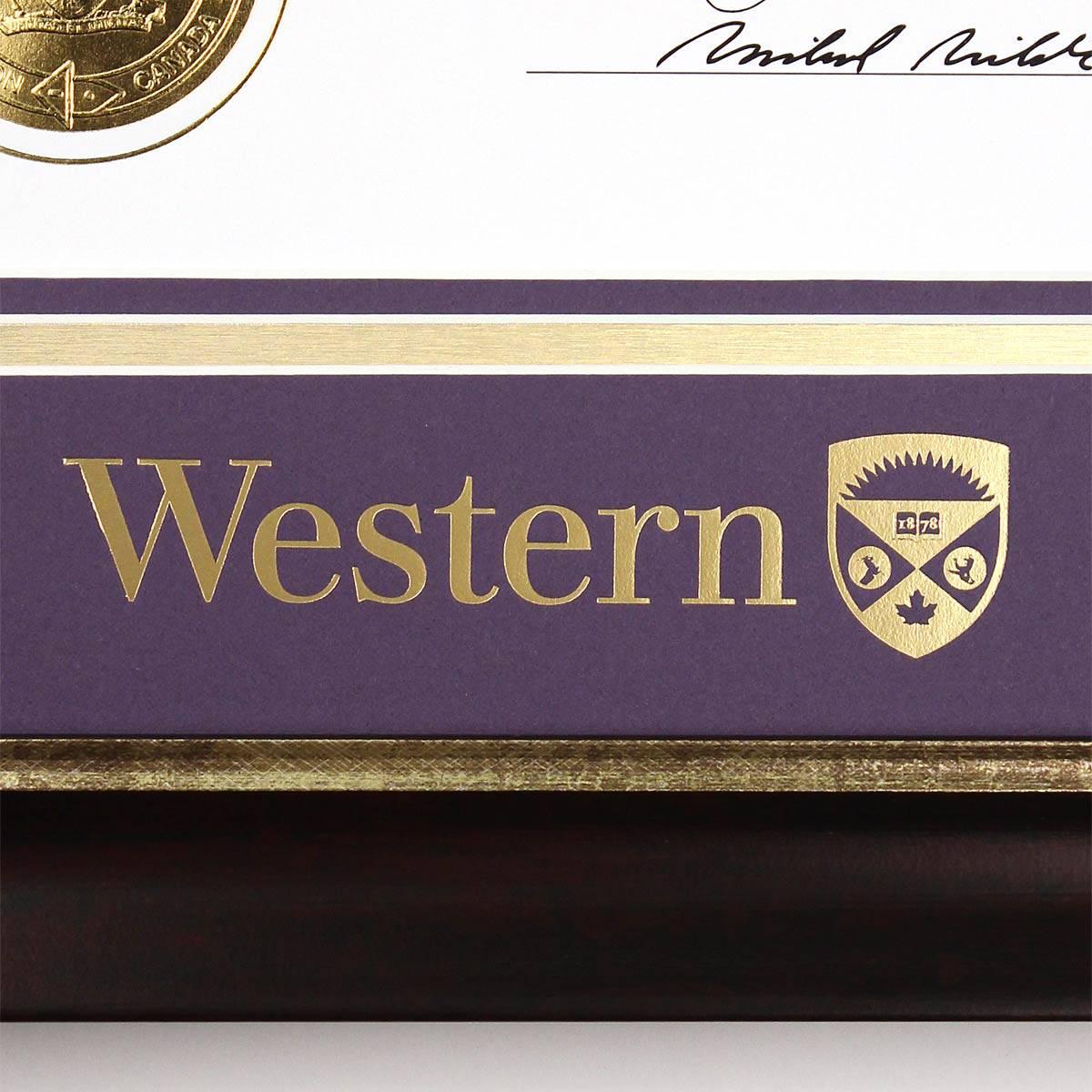 alternate image of richmond diploma frame alternate image of richmond diploma frame - Ecu Diploma Frame