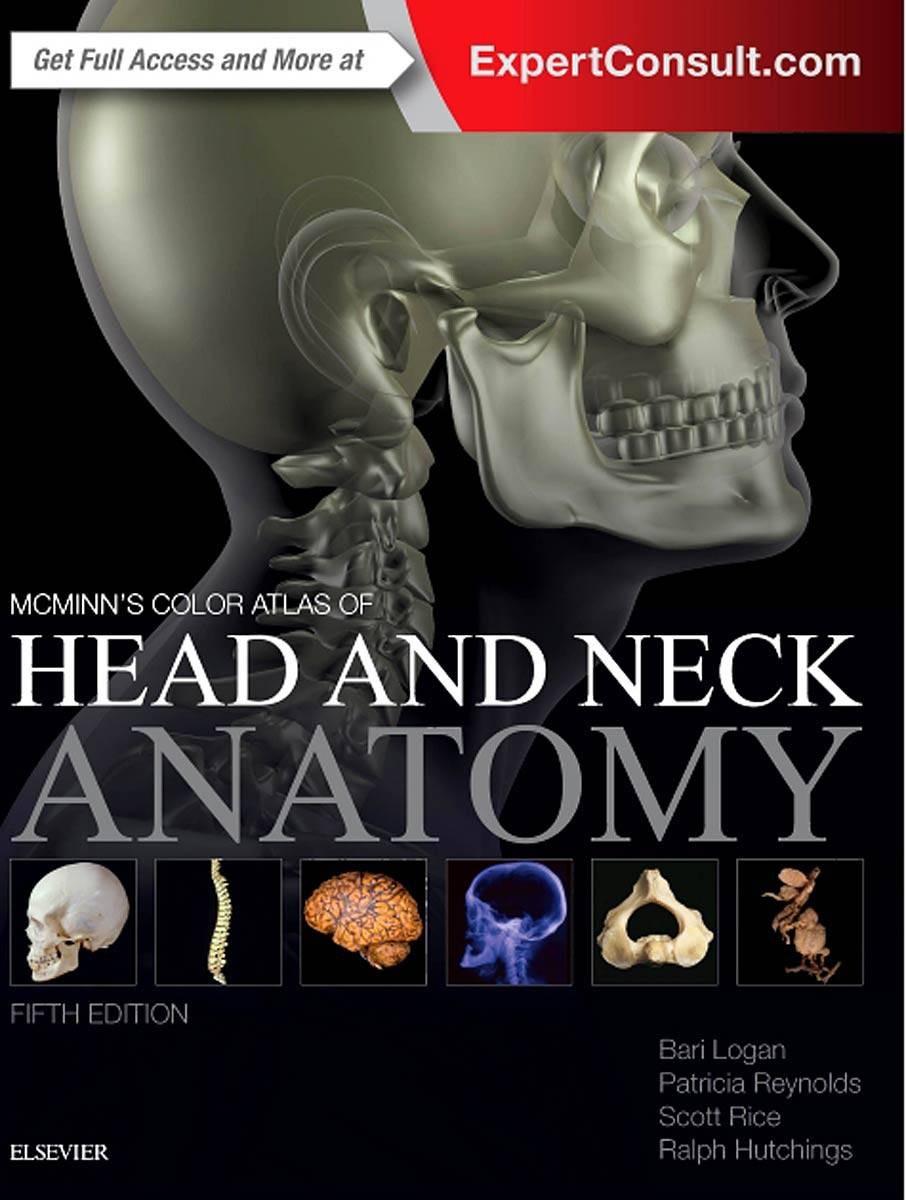 Mcminns Color Atlas Of Head Neck Anatomy The Book Store At Western
