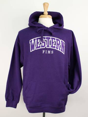 alternate image of Western Fims Faculty Hood