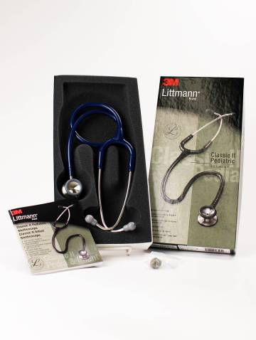 alternate image of Stethoscope Littmann Pediatric Classic