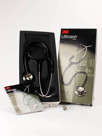 alternate image of Stethoscope Littmann CLassic II 28""