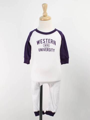 alternate image of White Western University Sleeper