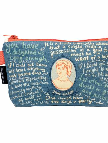 alternate image of Jane Austen Zipper Bag