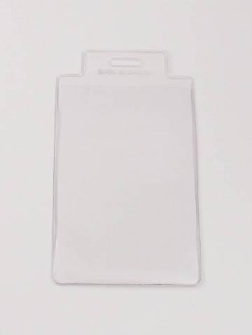 alternate image of Card Holder Vertical Clear