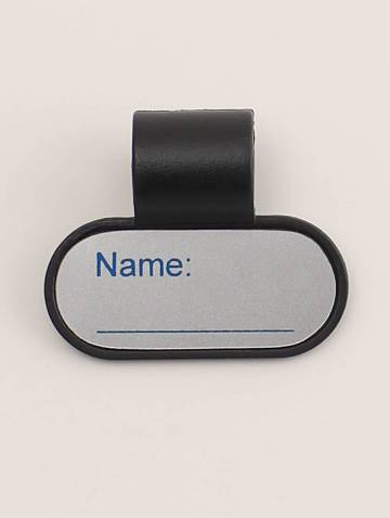 alternate image of Stethoscope Name Tag