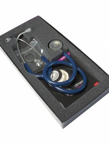 "alternate image of Stethoscope Littmann Classic III 27"" Navy Blue"