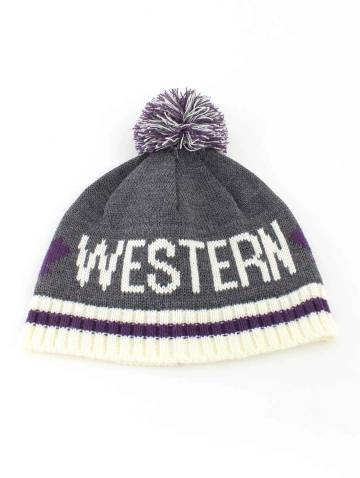 alternate image of Charcoal Western Toque