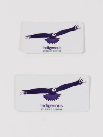 alternate image of ISC Eagle Sticker