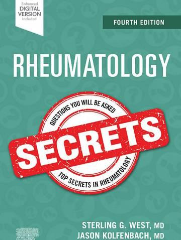 alternate image of Rheumatology Secrets