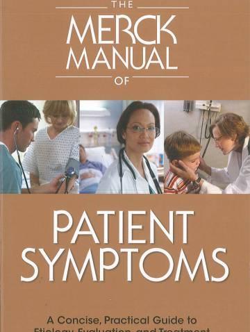 alternate image of Merck Manual Of Patient Symptoms *op
