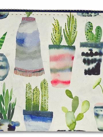 alternate image of Succulents Pencil Pouch