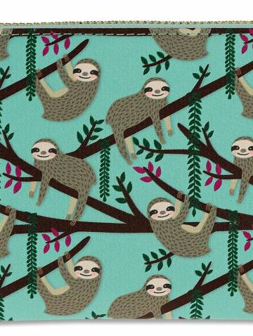 alternate image of Sloths Pencil Pouch