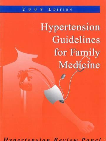 alternate image of Hypertension Guidelines For Family Practice 2008