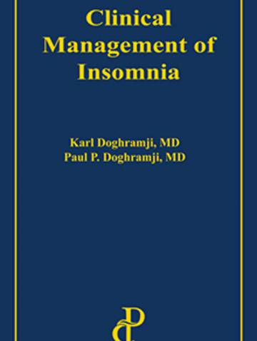 alternate image of Clinical Management Of Insomnia *Nr*
