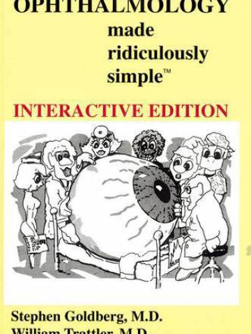 alternate image of Ophthalmology Made Ridiculously Simple  Bk+Cd