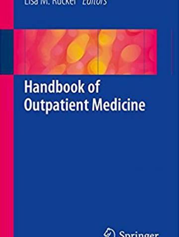 alternate image of Handbook Of Outpatient Medicine