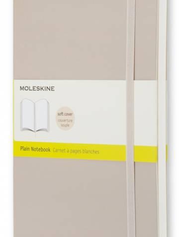 alternate image of Khaki Beige Ruled Pocket Notebook