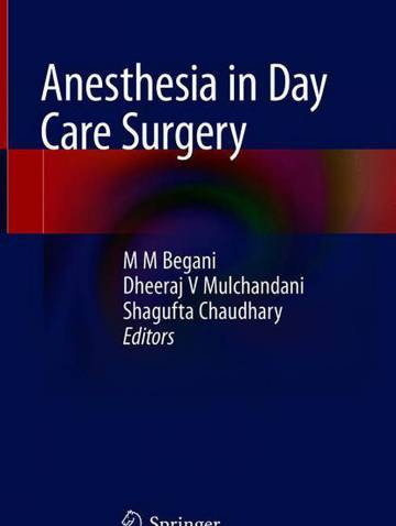 alternate image of Anesthesia In Day Care Surgery