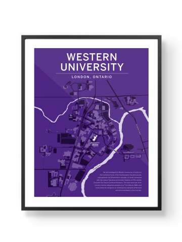 alternate image of Customizable Campus Map