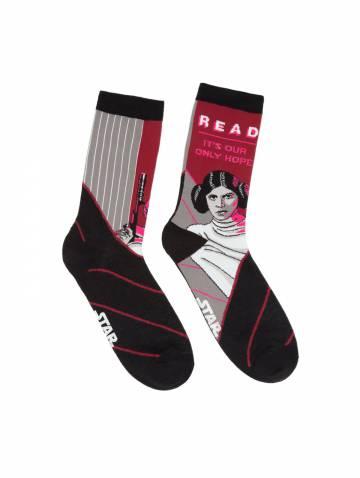 alternate image of Read Princess Leia Socks