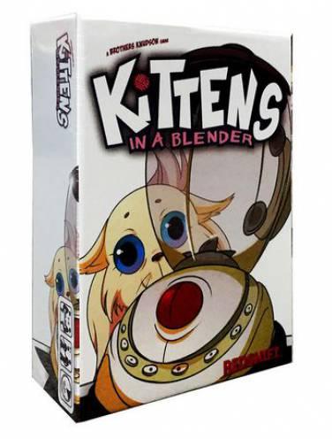 image of Kittens In Blender