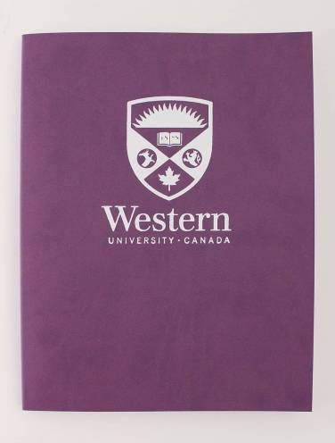 image of Euro Journal Violet with Stacked Logo In White