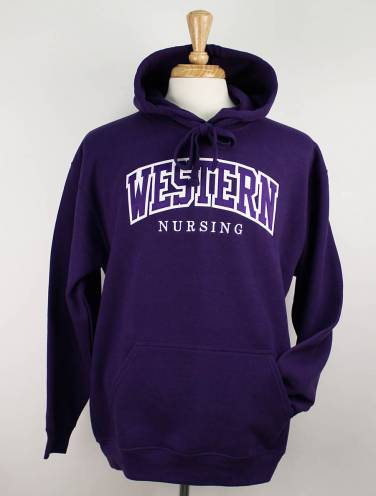 image of Western Nursing Faculty Hoods