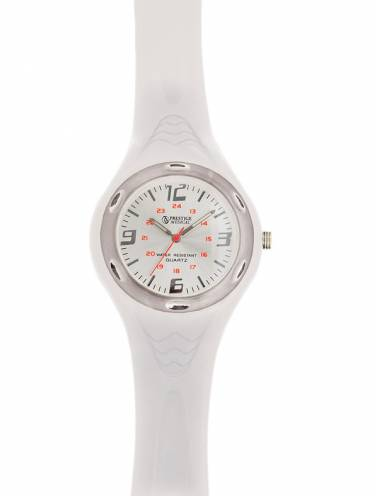 image of Nurses Scrub Watch - White
