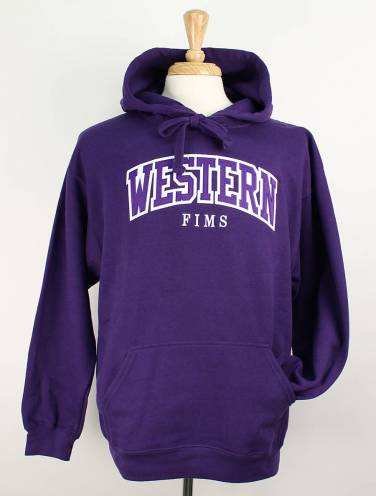image of Western Fims Faculty Hood