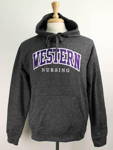 image of Charcoal Pepper Western Nursing Faculty Hood