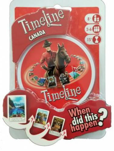 image of Timeline Canada