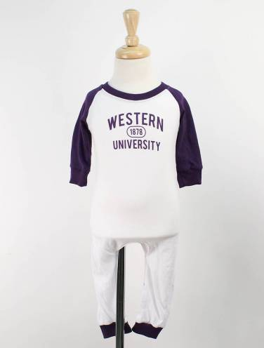 image of White Western University Sleeper