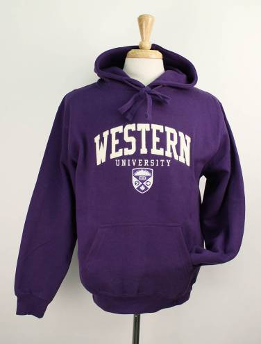 image of Purple Western University Hood