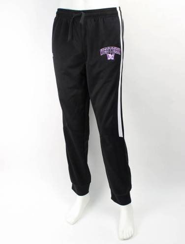 image of Black Western Mustangs Pants