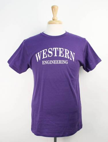image of Purple Engineering Faculty T-Shirt