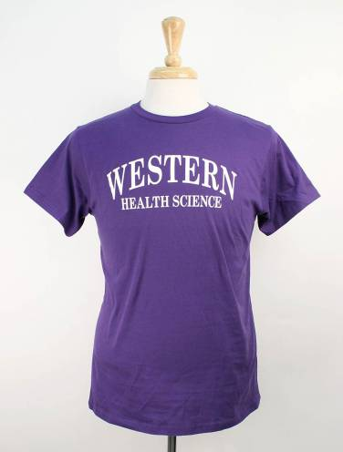 image of Purple Health Science Faculty T-Shirt