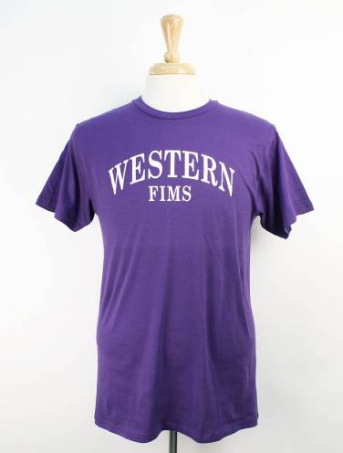 image of Purple FIMS Faculty T-Shirt