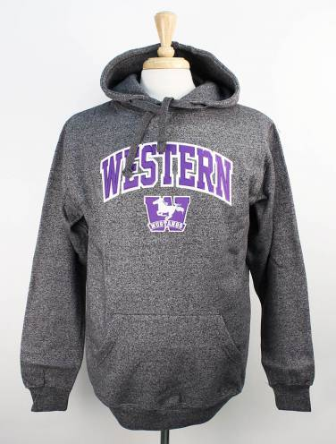 image of Black Pepper Western Mustangs Hood