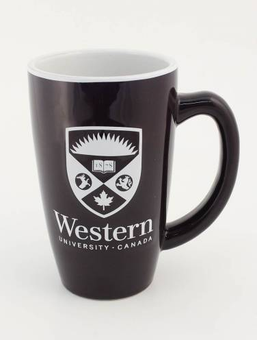 image of Purple Western Mug