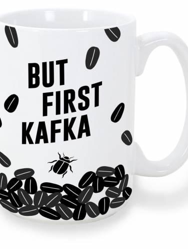 image of But First Kafka Mug