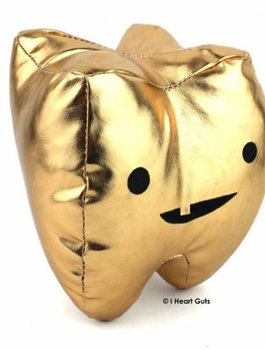 image of Gold Tooth Plush