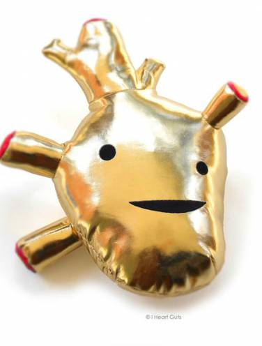 image of Heart Of Gold Plush