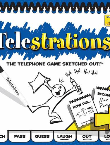 image of Telestrations