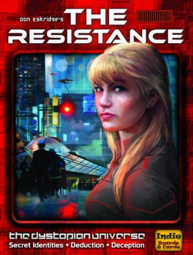 image of Resistance 2nd Edition