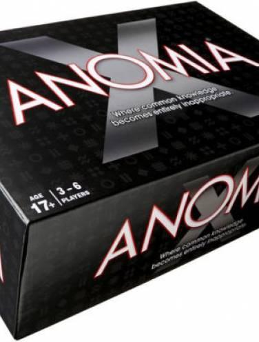 image of Anomia X