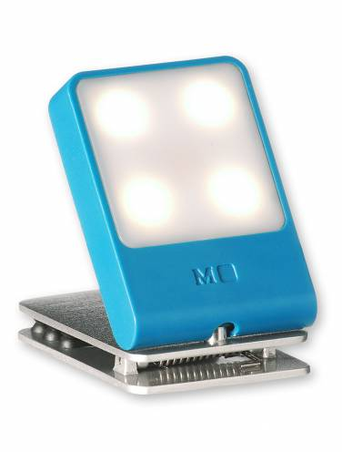 image of Moleskine Travel Light Steel Blue