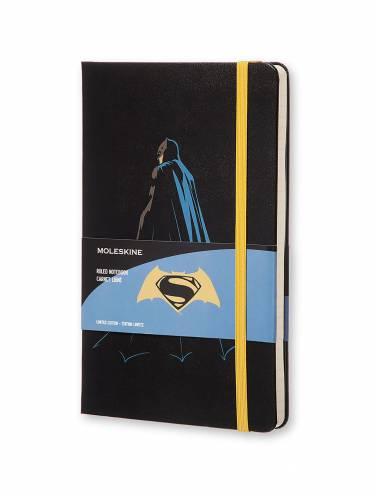 image of Batman Vs Superman Batman Large Ruled Notebook