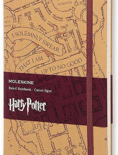 image of Harry Potter Large Ruled Notebook