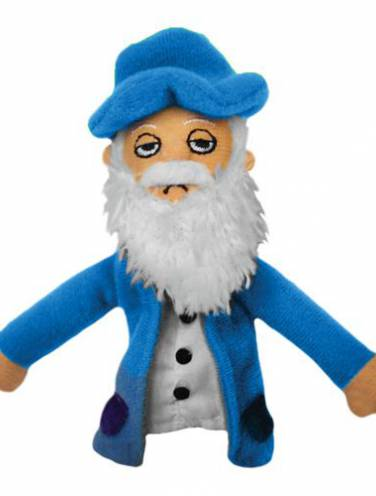 image of Claude Monet Magnetic Personalities Finger Puppet